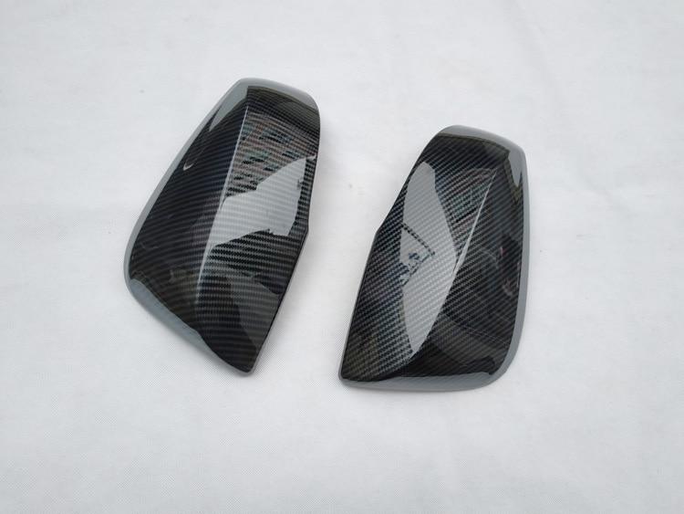 for toyota rav4 rav 4 xa50 2019 2020 accessories plastic chrome rear side view rearview mirror trim cover (2)