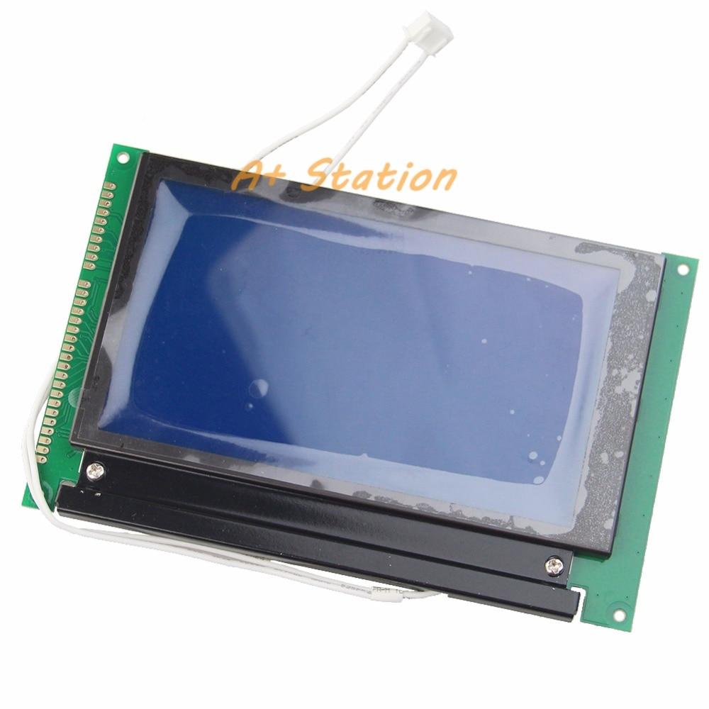 ФОТО Blue LCD Screen Display Panel for HITACHI LMG7420PLFC-X LMG7420PLFC