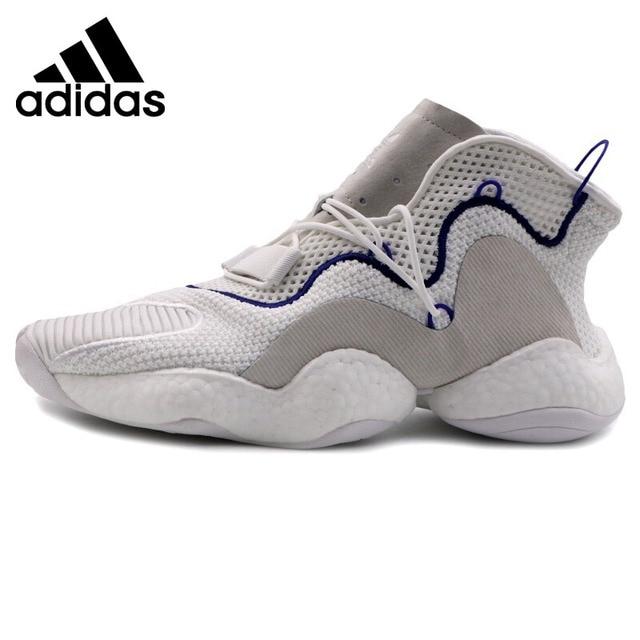 febb0e51ba19 Original New Arrival Adidas Originals Crazy BYW Lvl 1 Men s Basketball  Shoes Sneakers