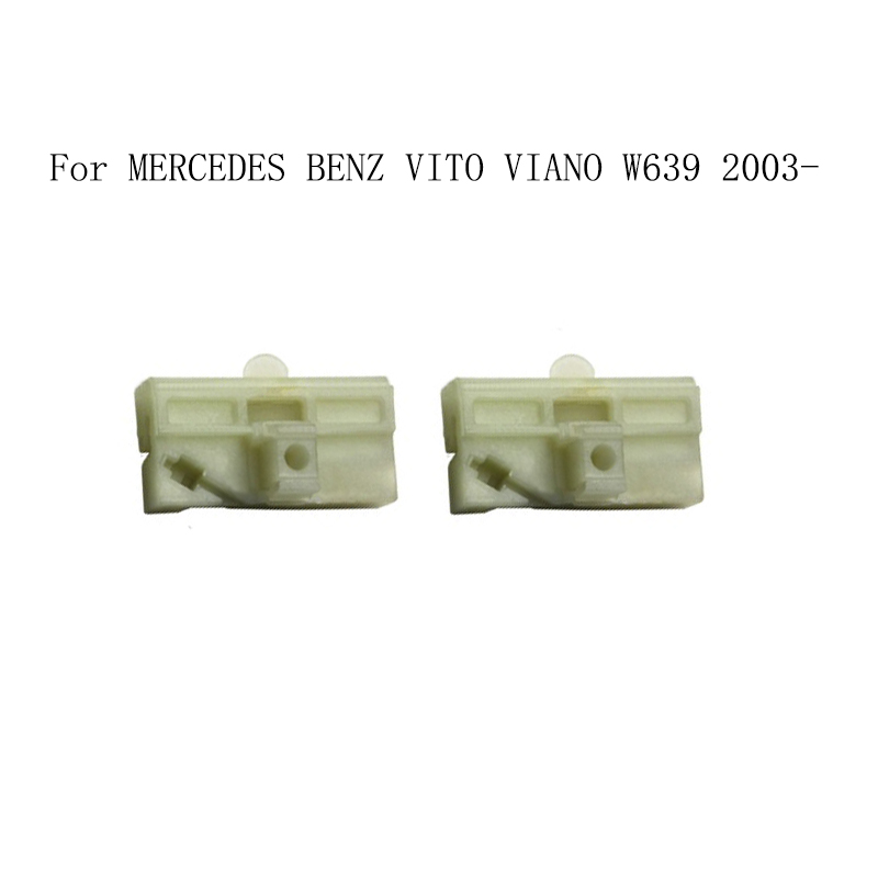 MERCEDES VITO VIANO ELECTRIC WINDOW REGULATOR REPAIR CLIPS FRONT  RIGHT SIDE