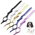 Thinning Scissors Barber Razor Feathering Grooming Hairdressing Hair Salon
