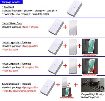 Original ZTE Nubia M2 LITE 4G LTE MT6750 Octa Core Android M 5.5″ 3G RAM 64GB ROM 16.0MP 3000mAh Battery Fingerprint Smartphone