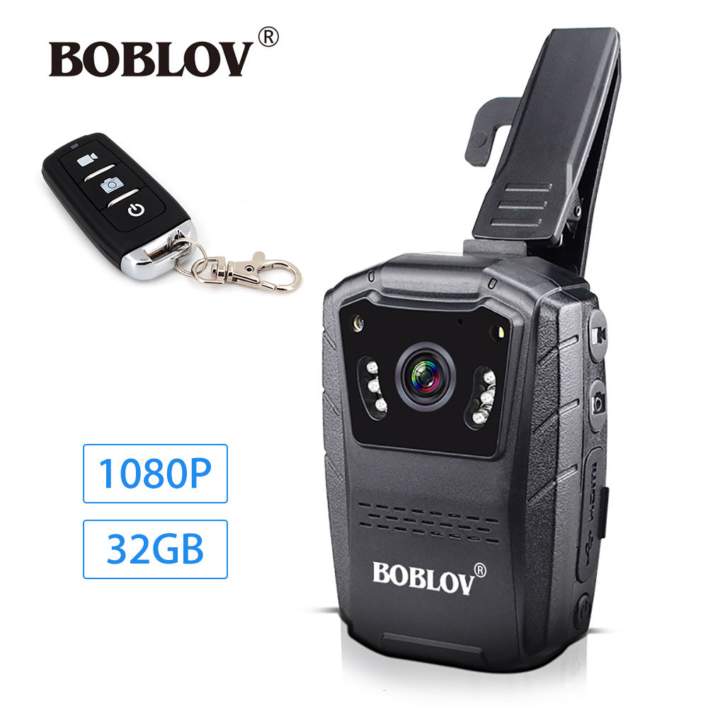 BOBLOV S70 HD 1080P 32GB 2.0