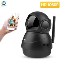 Wifi Camera Home Video Surveillance Camera CCTV Night Vision Security IP Camera Two Way Audio Baby Monitor 2MP Security Camera