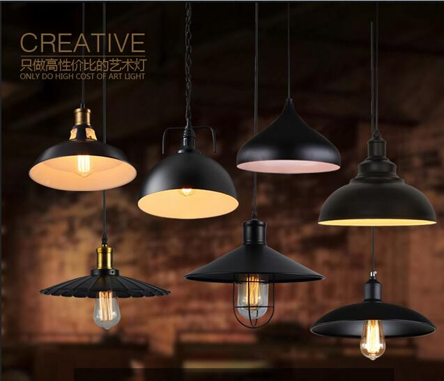 The industrial air dining table cover lid bar chandelier creative loft creative personality retro iron lamp shade retro cafe bar long spider lamp loft light industrial creative office the heavenly maids scatter blossoms chandelier