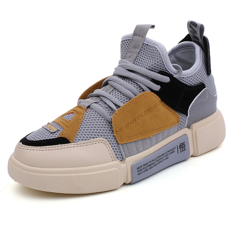 Men Casual Shoes Breathable Male Shoes F