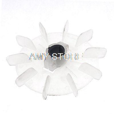 Y90 Spare Part 10 Vanes Impeller Motor Fan Blade Outer Max Diameter 154mm