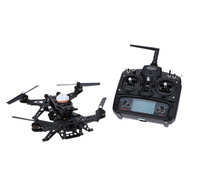 FPV vision WALKERA Runner 250 With DEVO 7 Transmitter/ Battery/ Charger Support Goggle 2 And GoPro Camera