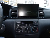9 Android 8.0 Car DVD Player unit for Toyota Corolla EX 2001 2006 with Octa Core 4G+32G Auto Radio Multimedia gps NAVI stereo