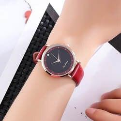 Часы Для мужчин Для женщин кожа Нержавеющаясталь модные Повседневное браслет Аналоговые Кварцевые Наручные relogio feminino mujer Высокое