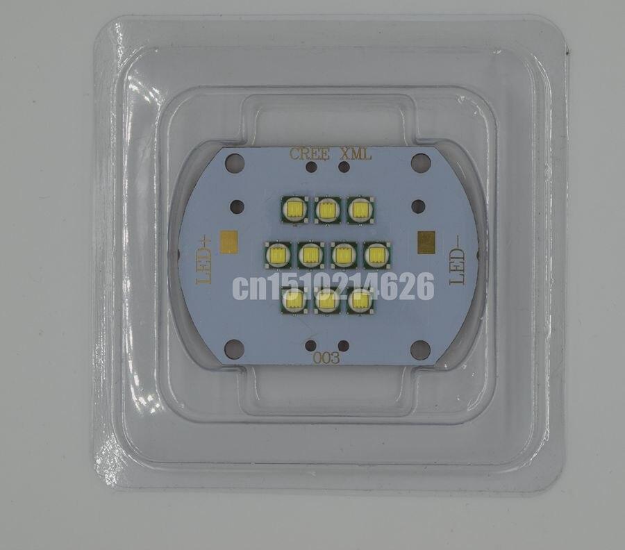 ФОТО Cree XM-L XML 100W Led Module Chip Light 30-36V 1-3A