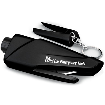 Multi-function car safety tool