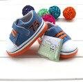Детские Впервые Ходунки Baby Shoes Мода Резиновые Нижние Малыша Обувь для Детей