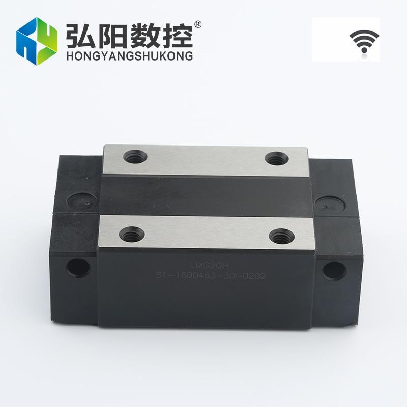 все цены на  CSK rail slider rail blocks 25 type cnc router parts CSK brand 25 rail slider blocks  онлайн