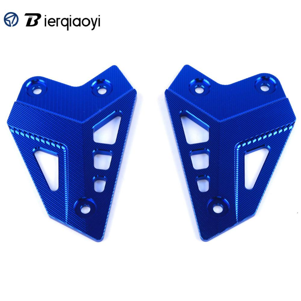 Image 5 - Z900 Motorcycle Accessories For Kawasaki Z900 2017 Z 900 Parts CNC Footrest Pedal Cover foot pegs Heel Plates Guard Protector-in Covers & Ornamental Mouldings from Automobiles & Motorcycles