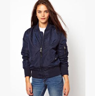 Popular Ladies Flight Jacket-Buy Cheap Ladies Flight Jacket lots ...