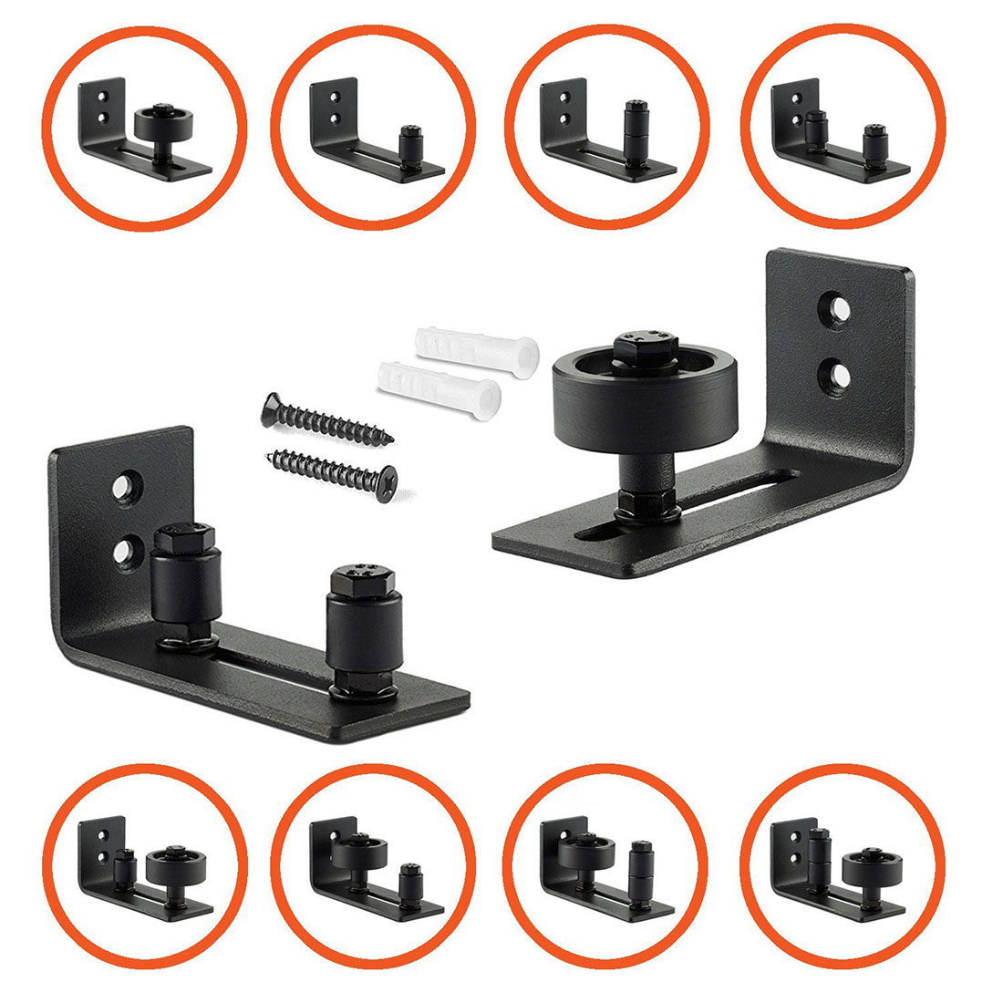 Hot Sale Adjustable Wall Mount Guide With 8 Different Setups For