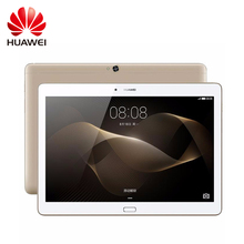 Оригинал Huawei MediaPad M2 10.0 64 ГБ таблетки ПК GPS Android 10.1 дюймов LTE 3 ГБ Оперативная память KIRIN 930 Octa core 13MP Камера