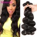 Malaysian Body Wave Bundles Human Hair Weave 9A Malaysian Virgin Hair MS Ariel Weave Malaysian Hair Body Wave Hair 3 Bundles