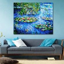 Kleurplaten Waterlelies.Online Get Cheap Monet Waterlelies Schilderijen Aliexpress Com