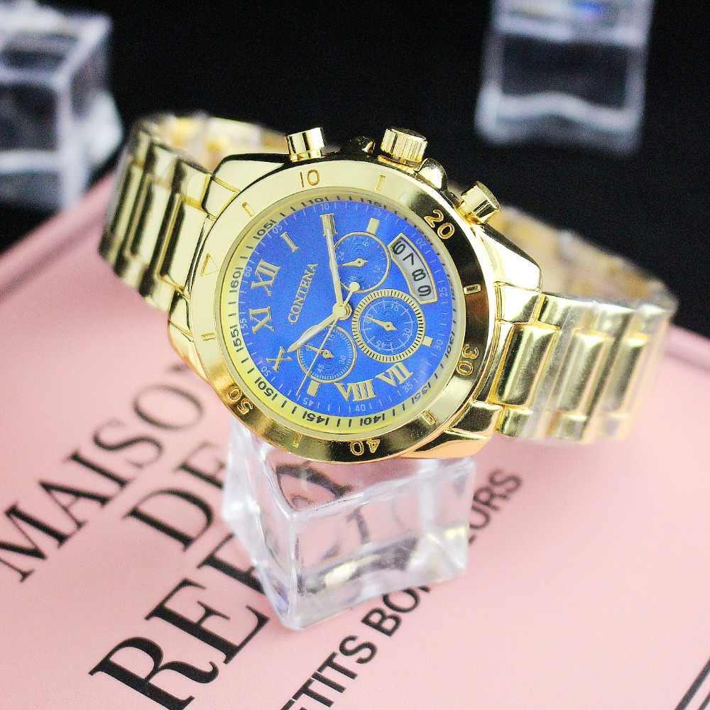 Zegarek damski montre femme 2020 Frauen Uhren Damen Quarzuhr Relogio Feminino Original Berühmte Marke Contena Genf Uhr