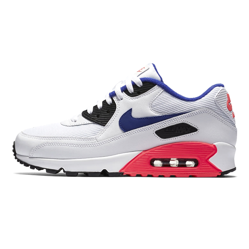 separation shoes e1763 17336 ... discount code for nike air max 90 essential womens running shoes white  pink shock absorption wear