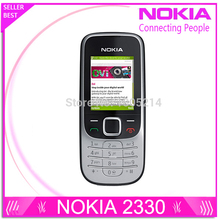 Refurbished 2330c Original Nokia 2330 classic Jave Bluetooth cheaper prices Unlock Cellphone Free shipping