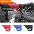 Стильный металлический чехол SHINEKA для Jeep Wrangler CJ TJ JK JL  аксессуары для интерьера