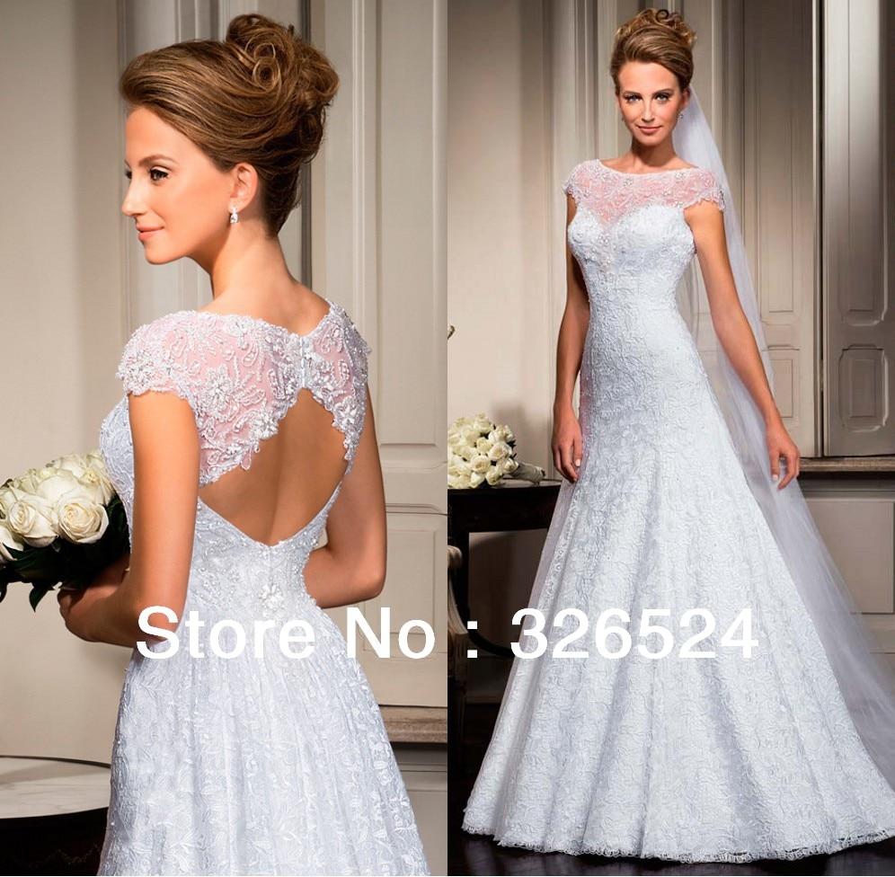 Aliexpress.com : Buy Wholesale wedding dress 2014 sweetheart open ...