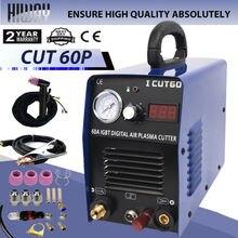 ICUT60/ICUT60 Пилот дуговой комбинации продаж воздуха плазменный резак машина