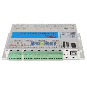 Image 5 - XHC MK3 V Mach3 Placa de corte CNC de 3 ejes, Tarjeta de Control de movimiento, 2MHz, compatible con realimentación de velocidad de punto de interrupción y husillo