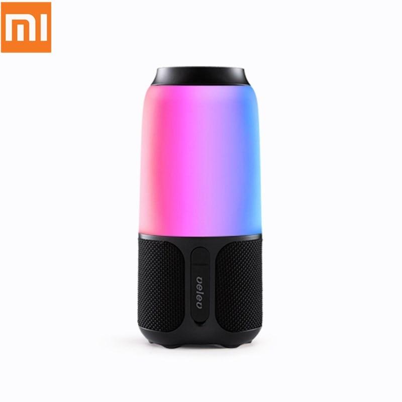 Xiaomi YouPin haut-parleur sans fil Bluetooth extérieur Mini colonne boîte haut-parleur portable conception pour iPhone Xiaomi
