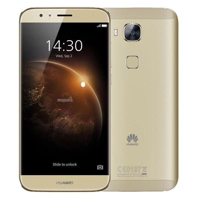 Глобальная версия Ori G инал Huawei G7 Plus Octa core 3 г оперативной памяти 32 г ROM 5.5 inch 1920*1080 P спереди 5.0MP/сзади 13.0MP fin G er P rint