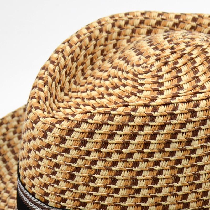 Fedorahute Fur Manner Mode Diamant Kopfform Chapeu Fedora Hut Caps
