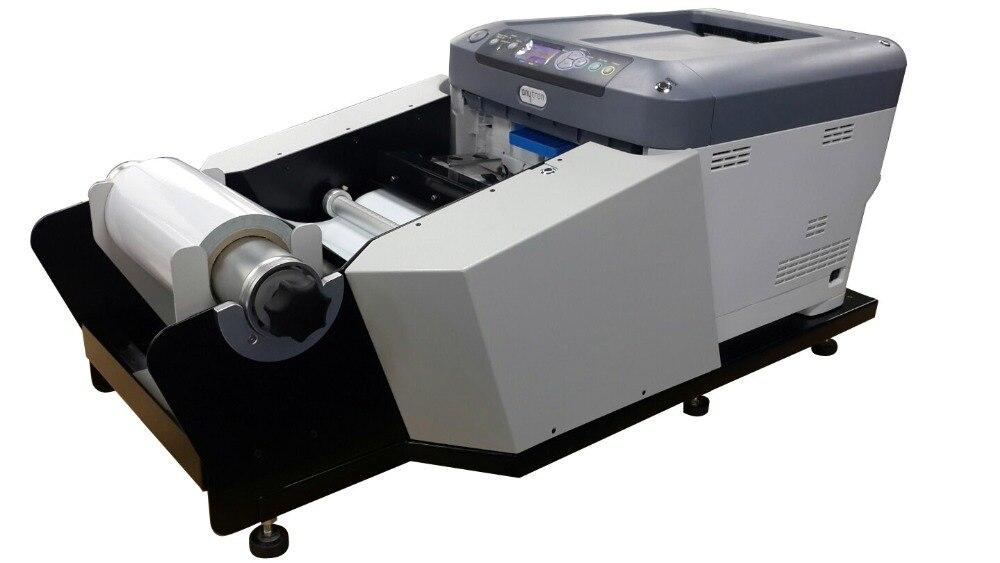 Etikettendrucker-druck & Schneiden Lösung Die Neueste Mode