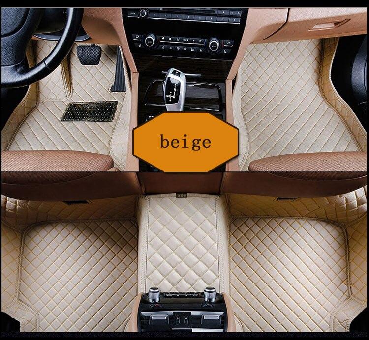 Пользовательские автомобильные коврики для Acura все модели MDX RDX ZDX RL TL ilx TLX cdx автомобильные аксессуары Авто Наклейка