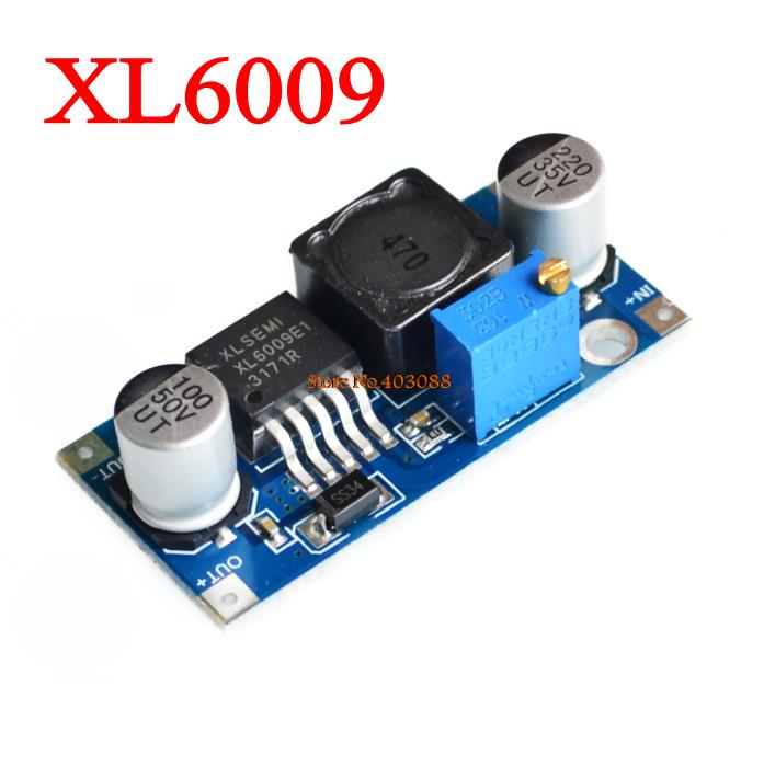 Back To Search Resultselectronic Components & Supplies Active Components Frugal 10pcs/lot Xl6009 Dc-dc Booster Module Power-supply Module Output Is Adjustable Super Lm2577 The Largest 4a Current To Suit The PeopleS Convenience