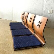 4 шт./партия) стул для сидения на полу, Азиатский дизайн, мебель для гостиной с татами в японском стиле, стул для медитации