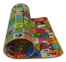 Купить с кэшбэком Foam Baby Play Mat Toys For Children's Mat Kids Rug Playmat Developing Mat Rubber Eva Puzzles Foam Play 4 Nursery DropShipping