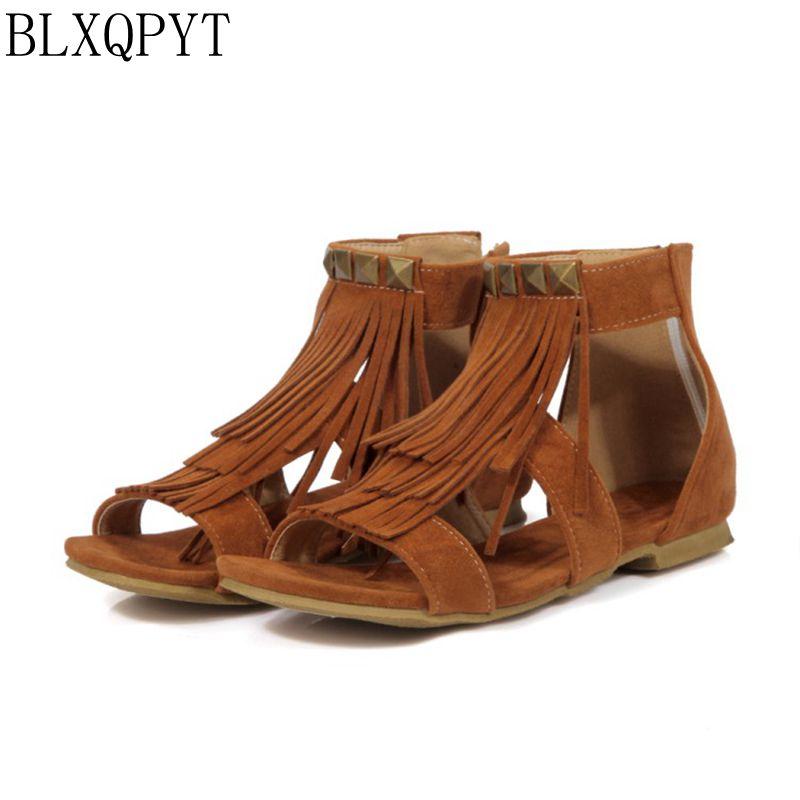 75738b5af12c 2017 Real Ladies Shoes Sandalias Mujer Fashion Plus Size Shoes Women Sandals  Sapato Feminino Summer Style