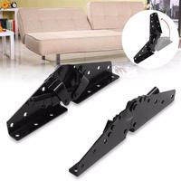 BHTC-металл Сталь черный диван-кровать мебель для сна Регулируемый 3-х позиционный угол механизм шарнирный оборудования