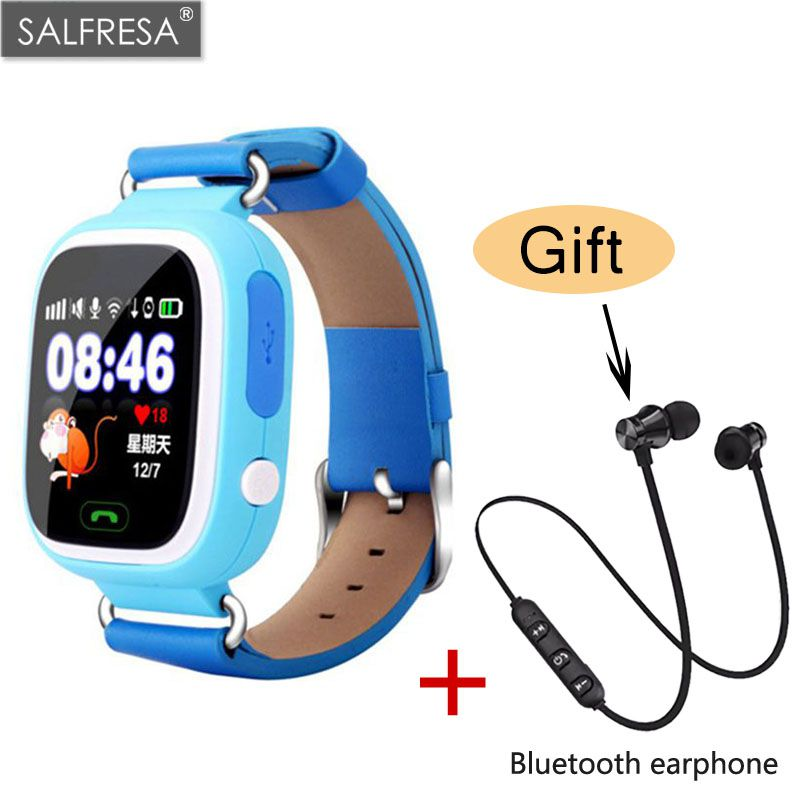 Consumer Electronics Search For Flights Salfresa Q90 Gps Phone Positioning Kid Smart Watch Anti-lost Touch Screen Sos Call Location Tracker For Children Safe Watch 100% Original