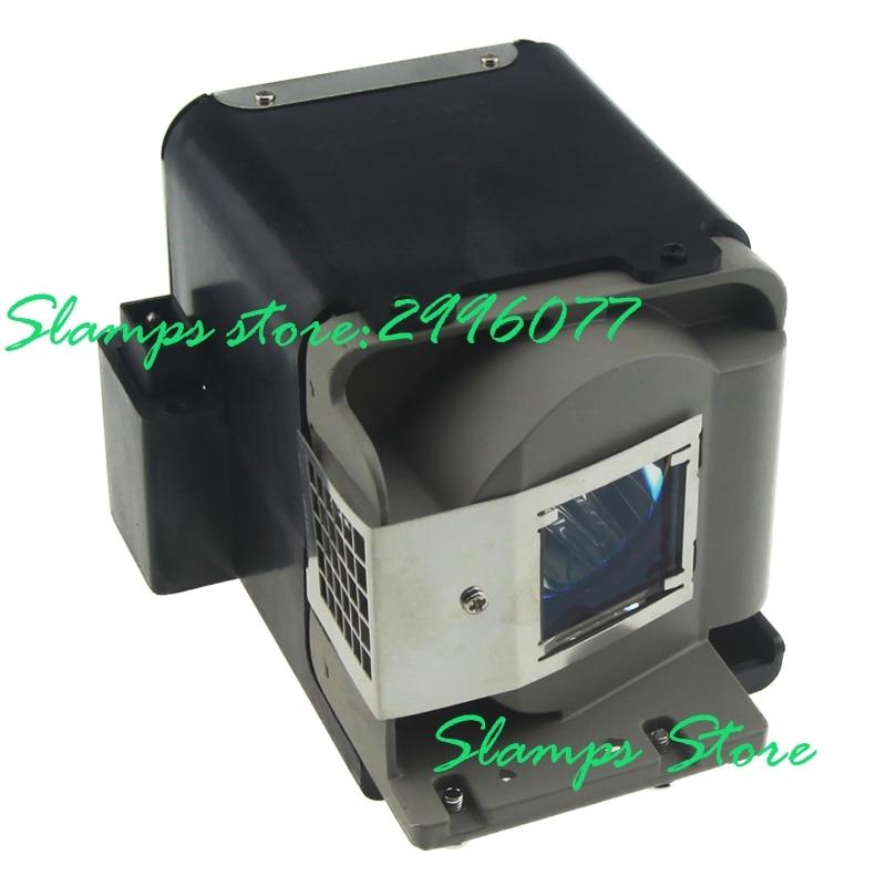 180 Day Warranty!! Genuine AL/Ö RLC-130-07A Lamp /& Housing for Viewsonic Projectors