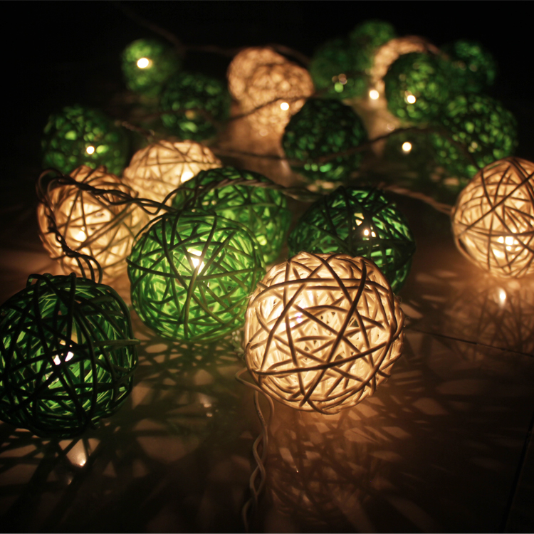 Special offer Thailand decorative lamp string lamp has the marriage room decoration lamp bright lights flashing 6CM|Table Lamps| |  - title=