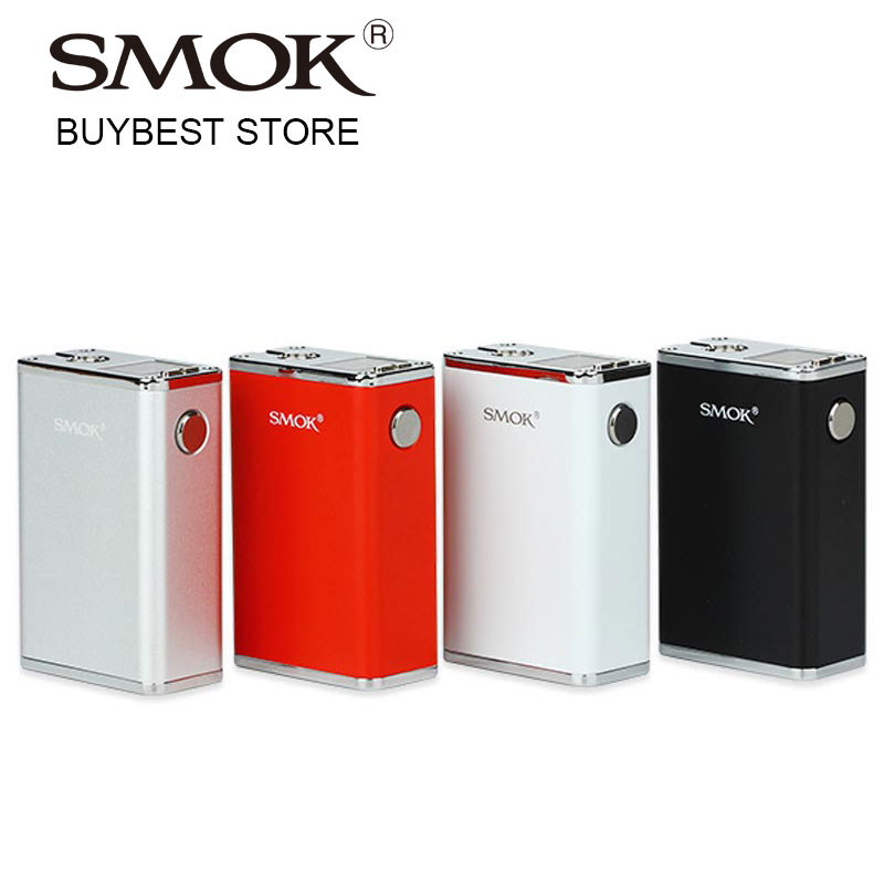где купить 100% Original SMOK R150 Box MOD 1900mAh Built-in Battery 150W TC/VV/VW R150 MOD Support SS/Ni200/Ti Wire fit for Minos Sub Tank дешево