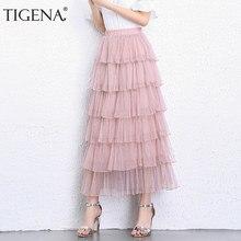 4b9b673df Promoción de Pink Skirt Korean - Compra Pink Skirt Korean ...