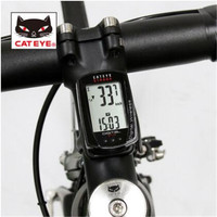 CatEye Strada цифровой беспроводной Велосипедный компьютер ж/скорость/Каденция/частота сердечных сокращений CC RD430DW горный велосипед оборудовани