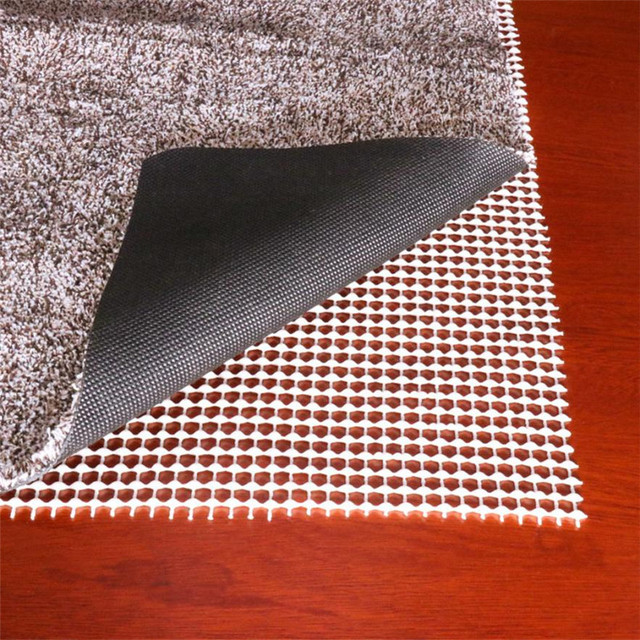 non slip rug pad. 3\u0027x5\u0027PVC Carpet Rug Pad Non Slip Sticker Anti Mat For Any I