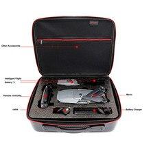 Shoulder Bag For DJI mavic pro Case Protector PU Waterproof Hard Carry Case Storage For DJI MAVIC Pro Accessories Drone Bag