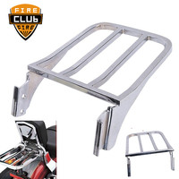 Motorcycle Sissy Bar Backrest Luggage Rack For 04 17 Harley Sportster Iron XL883 XL1200 Seventy Two XL1200V Forty Eight XL1200X